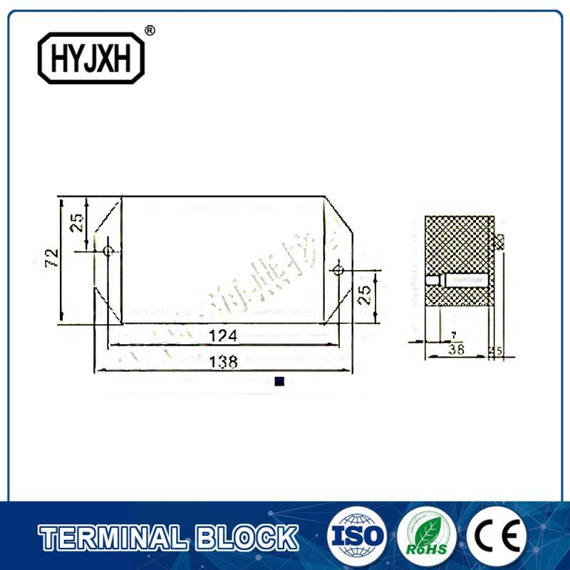 China Hot Selling Electrical Three Phase Four Wire Test Terminal ...