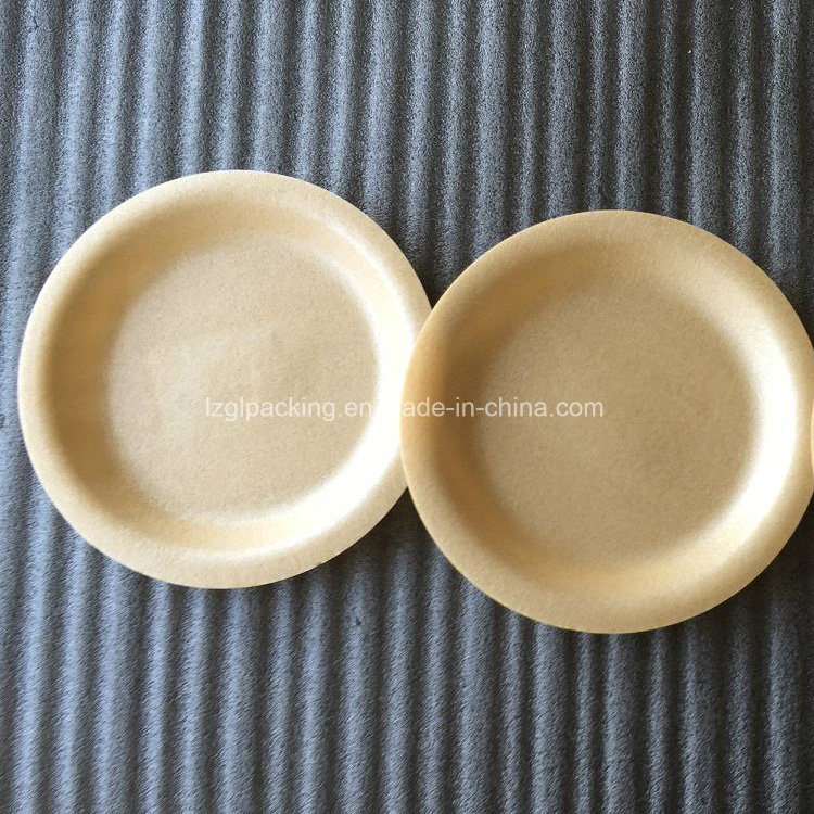 [Hot Item] Disposable Dinnerware Type Biodegradable Corn Starch Plate