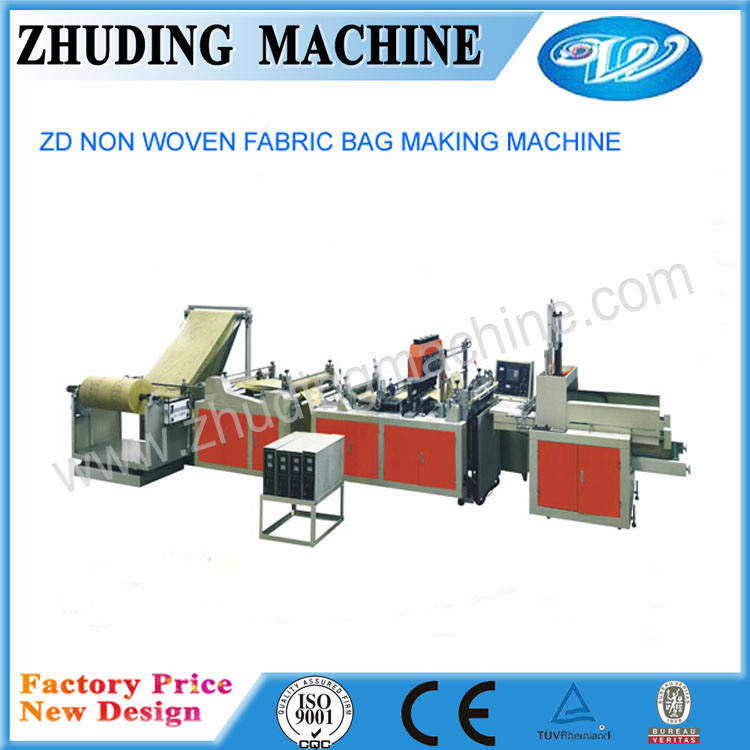Non Woven Shoes Bag Making Machine
