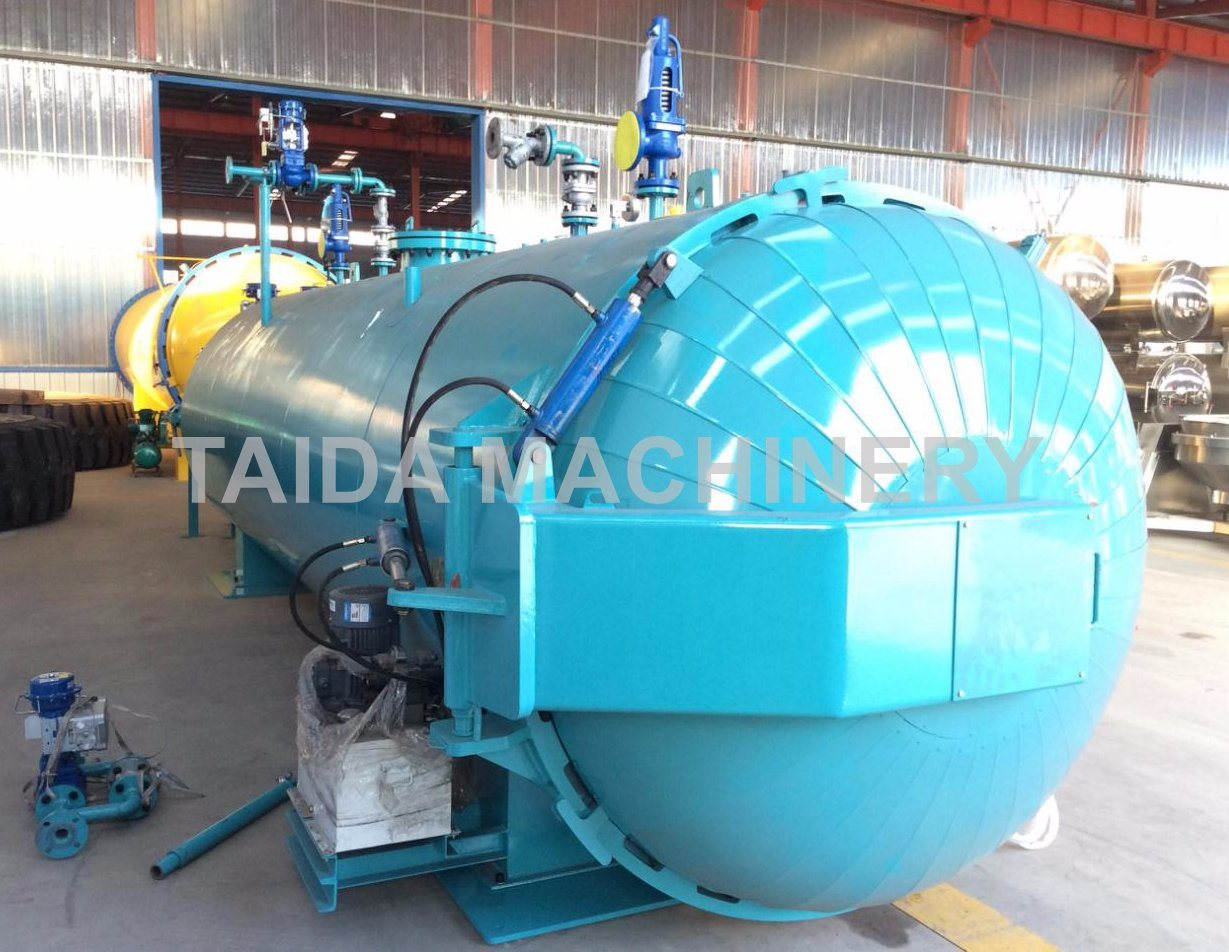 China Steam Electric Rubber Vulcanization Vulcanizing Boiler Photos ...