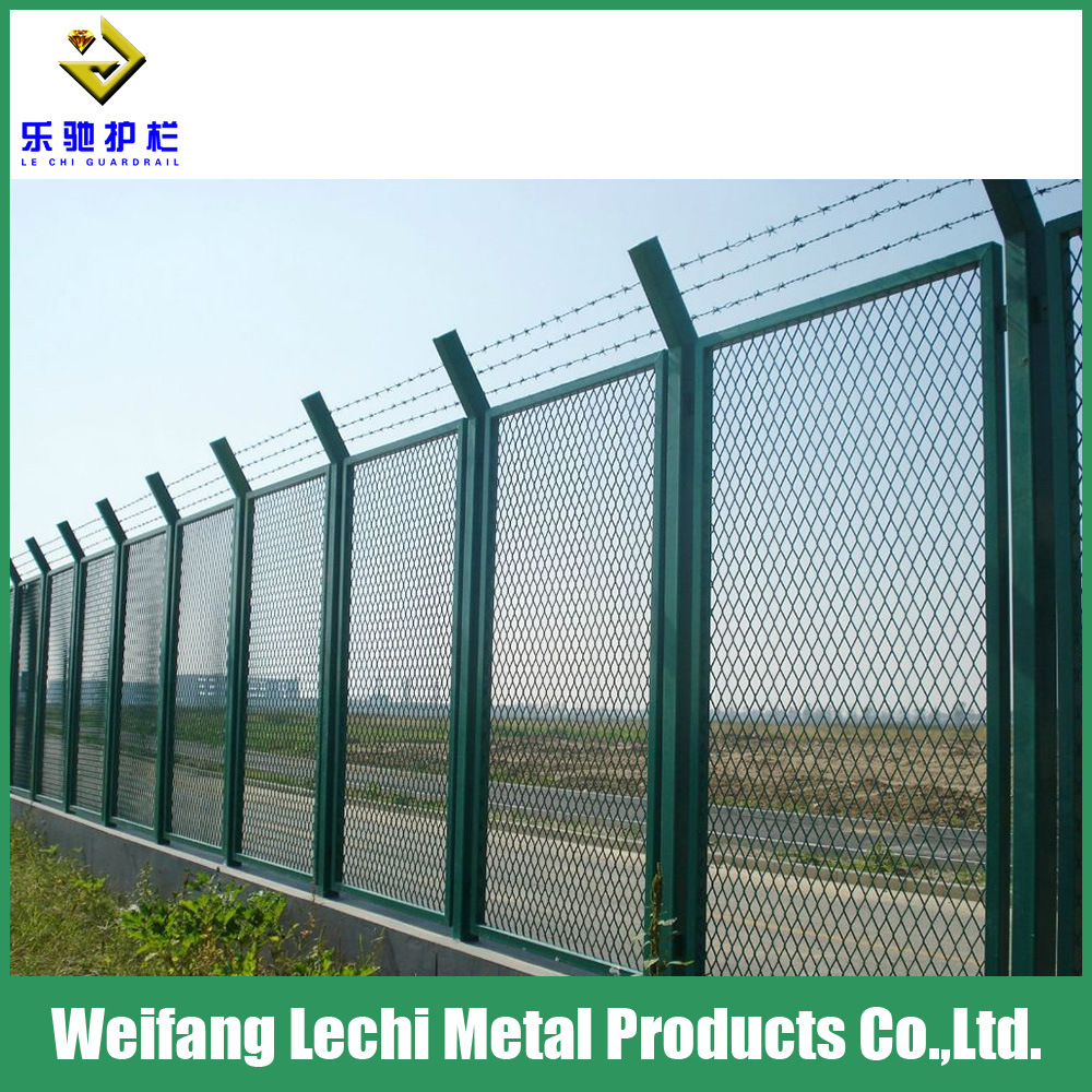 China Security Welded Temporary Steel Wire Mesh Fence for Building ...