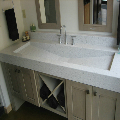 Corian Bathroom Vanity Countertop Worktops
