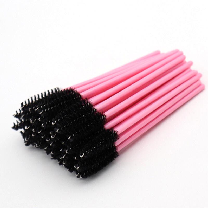 China Wholesale Eyelash Extension Tools Disposable Lashes Brush