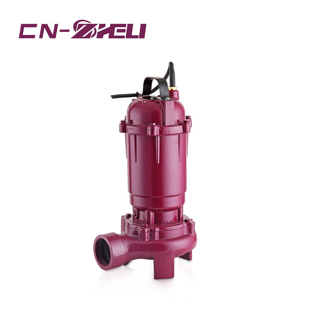 Submersible Sewage Cut Pump Dirty Sewage Pump Price List pictures & photos