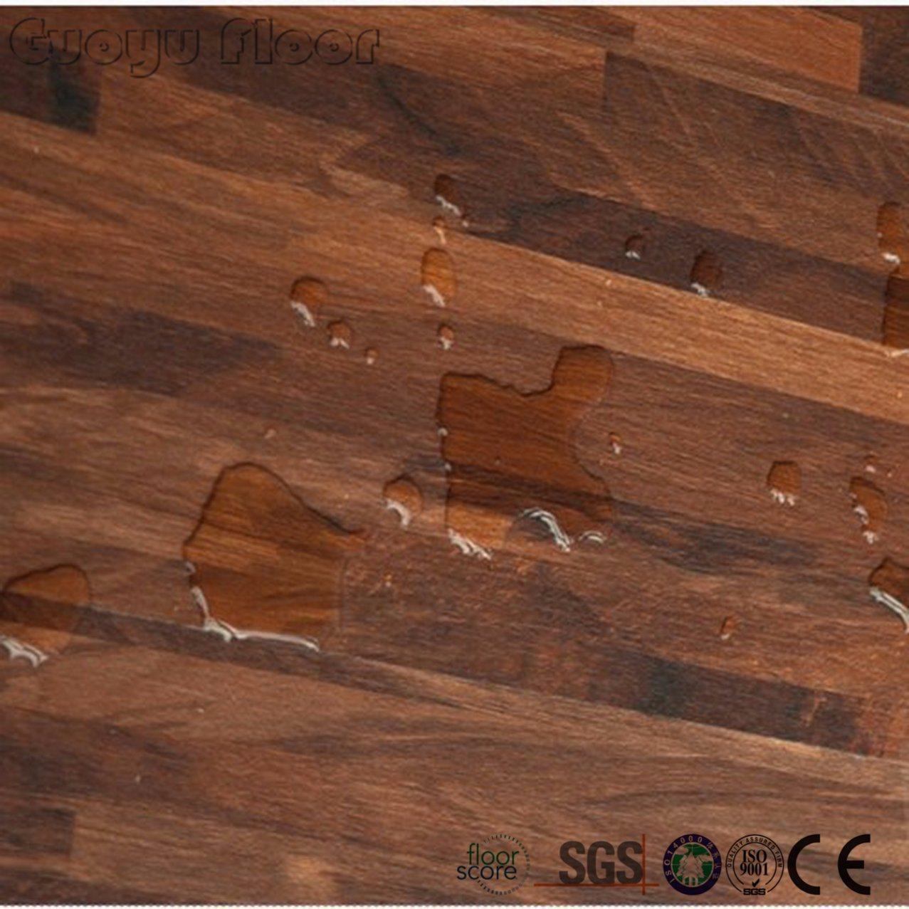 Deep Embossed Pvc Flooring L And Stick Vinyl Tiles