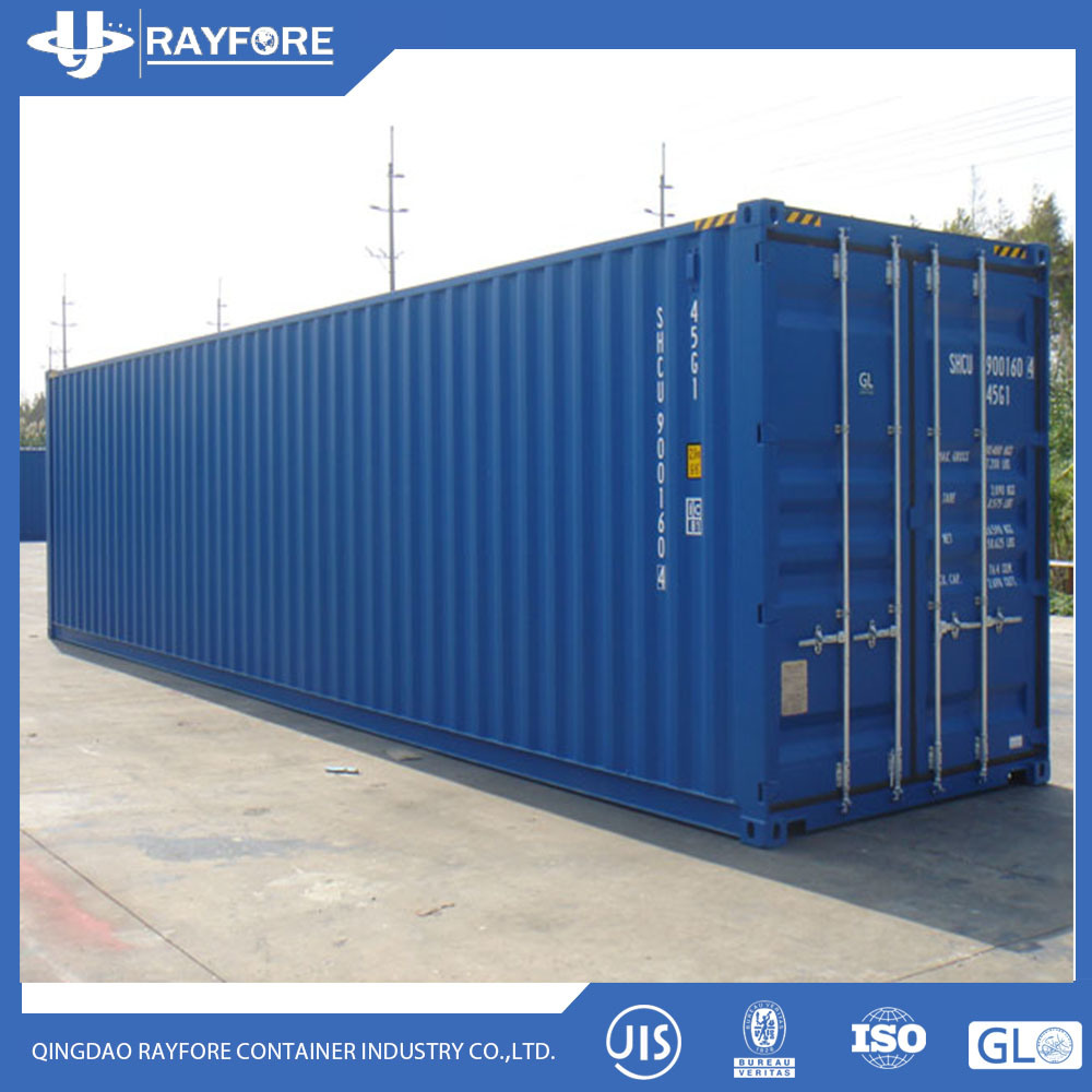 China Blue Color 40hc New Shipping Container with Cheap ...