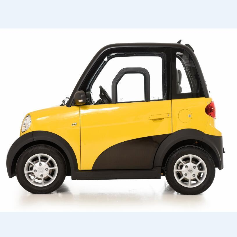 Chinese Lower Price Electric Mini Car 2 Seater Eec L7e China