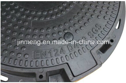 Lockable Manhole Cover with 120 Degree