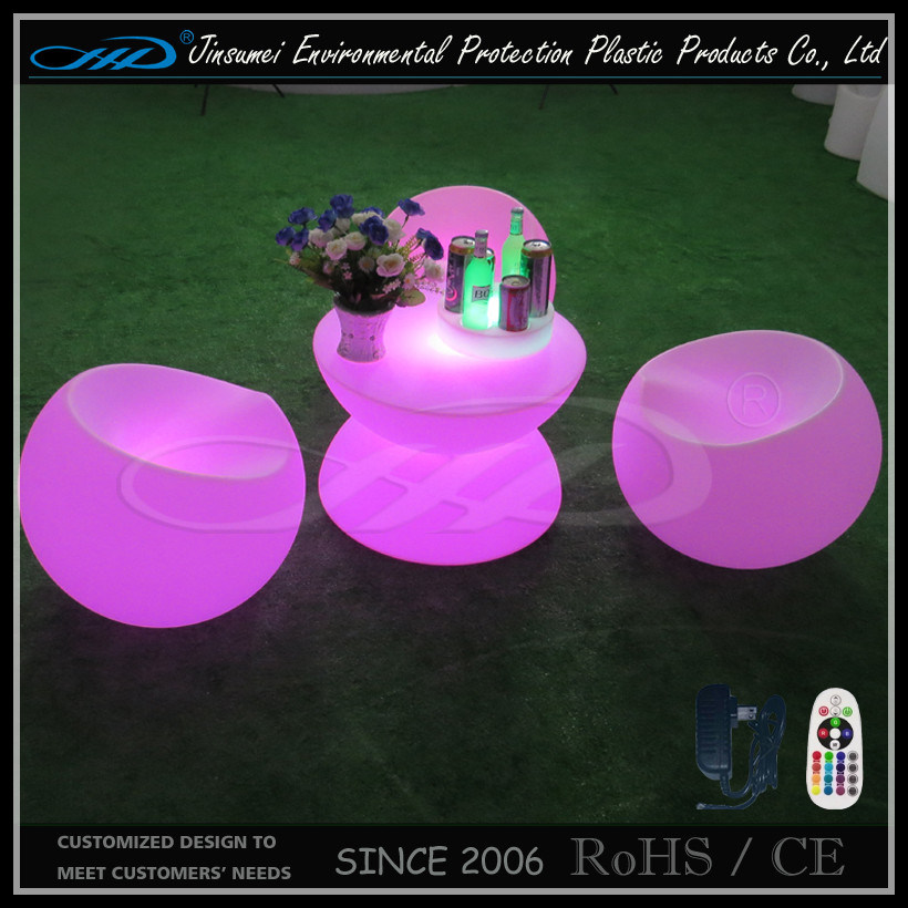 Cheap Price LED Furniture Bar Chair with Good Quality pictures & photos
