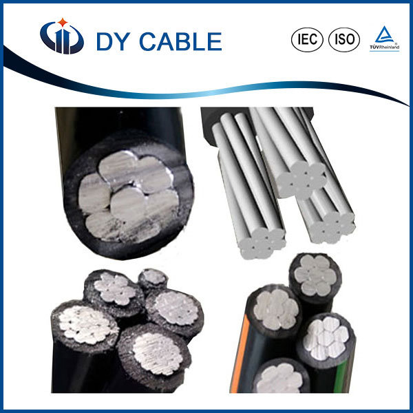 0.6/1kv XLPE/ PVC Insulated Electrical DC Power Cable pictures & photos