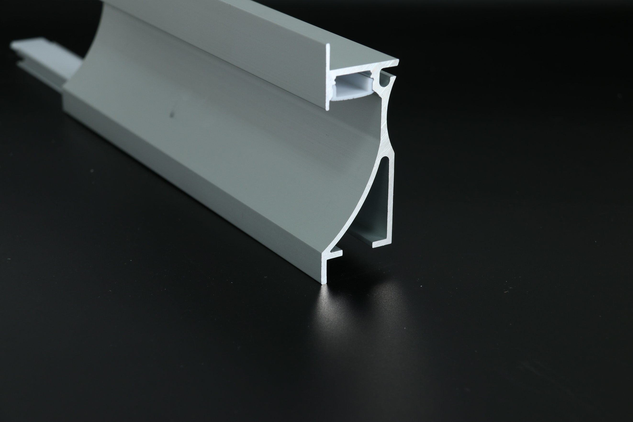 Image of: China 12mm Dry Wall Recessed Aluminum Led Profile Surface Mounted Aluminium Led Extrusion For Indoor Or Outdoor Led Strip Lighting China Led Profiles Aluminium Led Profile