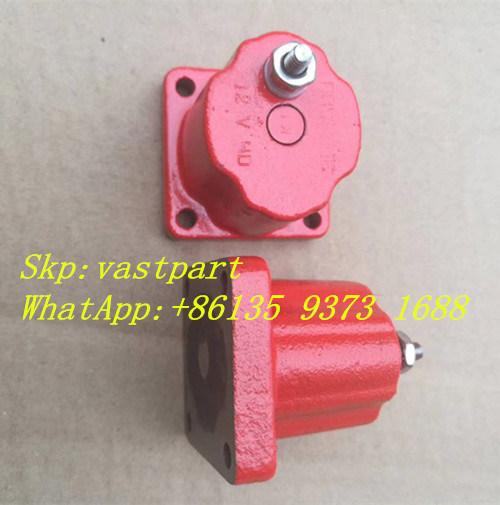 [Hot Item] Cummins M11 Fuel Shut-off Valve 12V 24V 3054609 4024809 196066