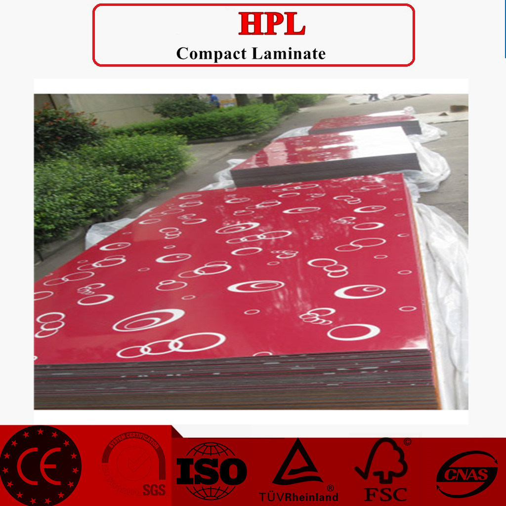 High Gloss Laminate /HPL Formica Sheet pictures & photos