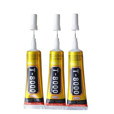 [Hot Item] Accessories Glue T-8000 E6000 B6000 Zhanlida Glue