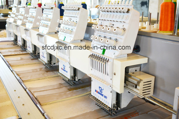 Computerized Multi-Head Mattress Embroidery Machine pictures & photos