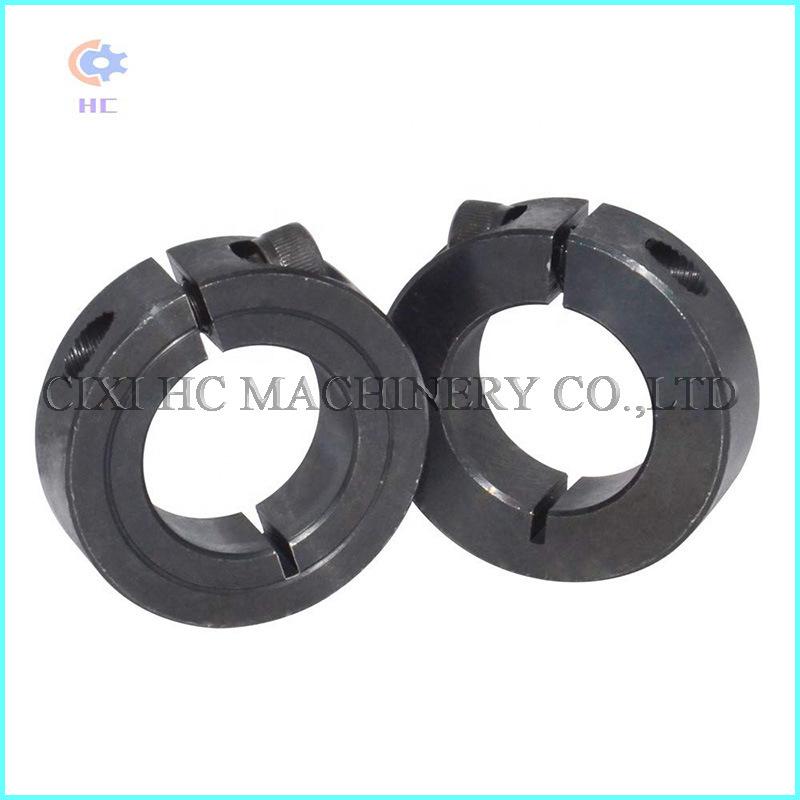 [Hot Item] Carbon Steel C45e Single Split Shaft Fixing Collar