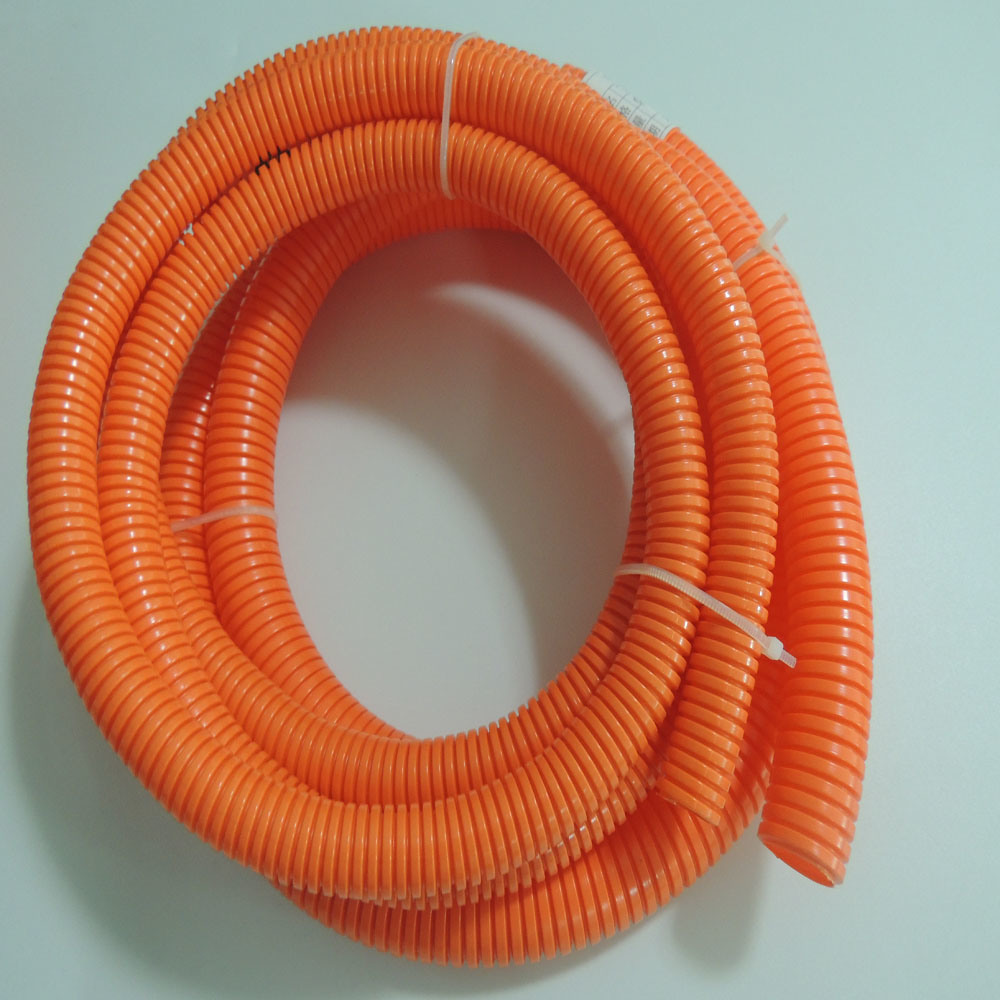 China Closed Seal Type Corrugated Wire Loom Tubing - China ...