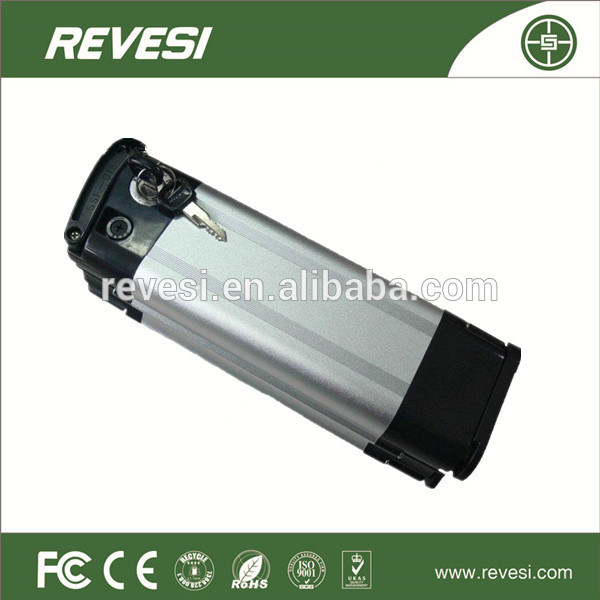 High Quality Silver Fish Lithium Battery 36V 15ah for E-Bike