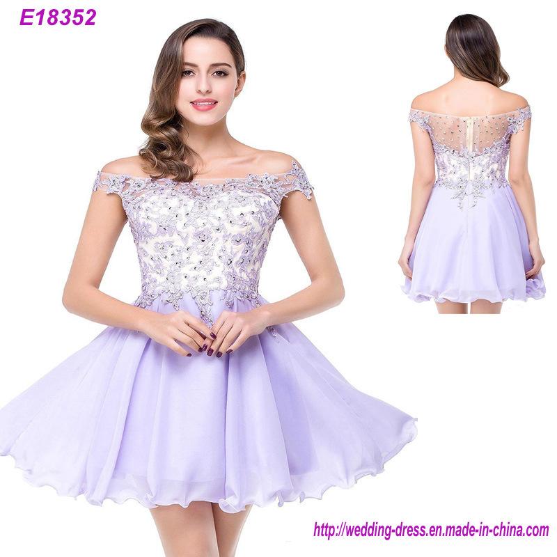 China Wholesale Cheap Dresses Chiffon Evening Dress with Pleats ...