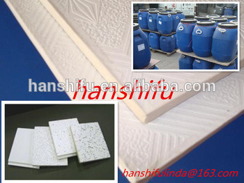 Water Based Gypsum Board PVC Aluminum Glue