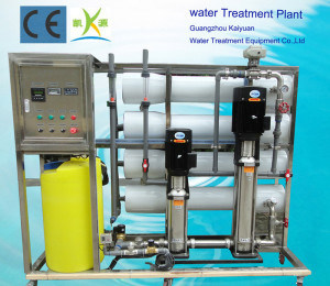 Distilled Water Treatment for Drinking Reverse Osmosis Sea Water Desalter