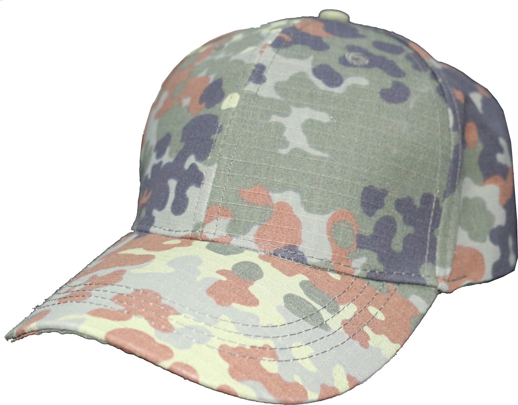 Military and Combat Jungle Camo Hat