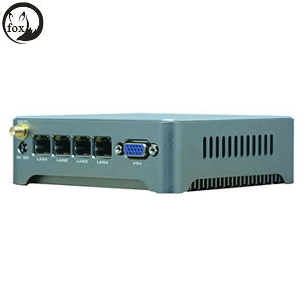 [Hot Item] Pfsense Router, 4 Nic Fanless Server J1900