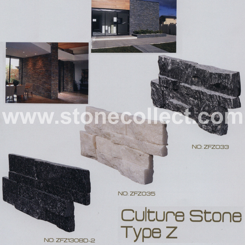 Natural Culture Stones/Wall Bricks/Wall Claddings for Decoration