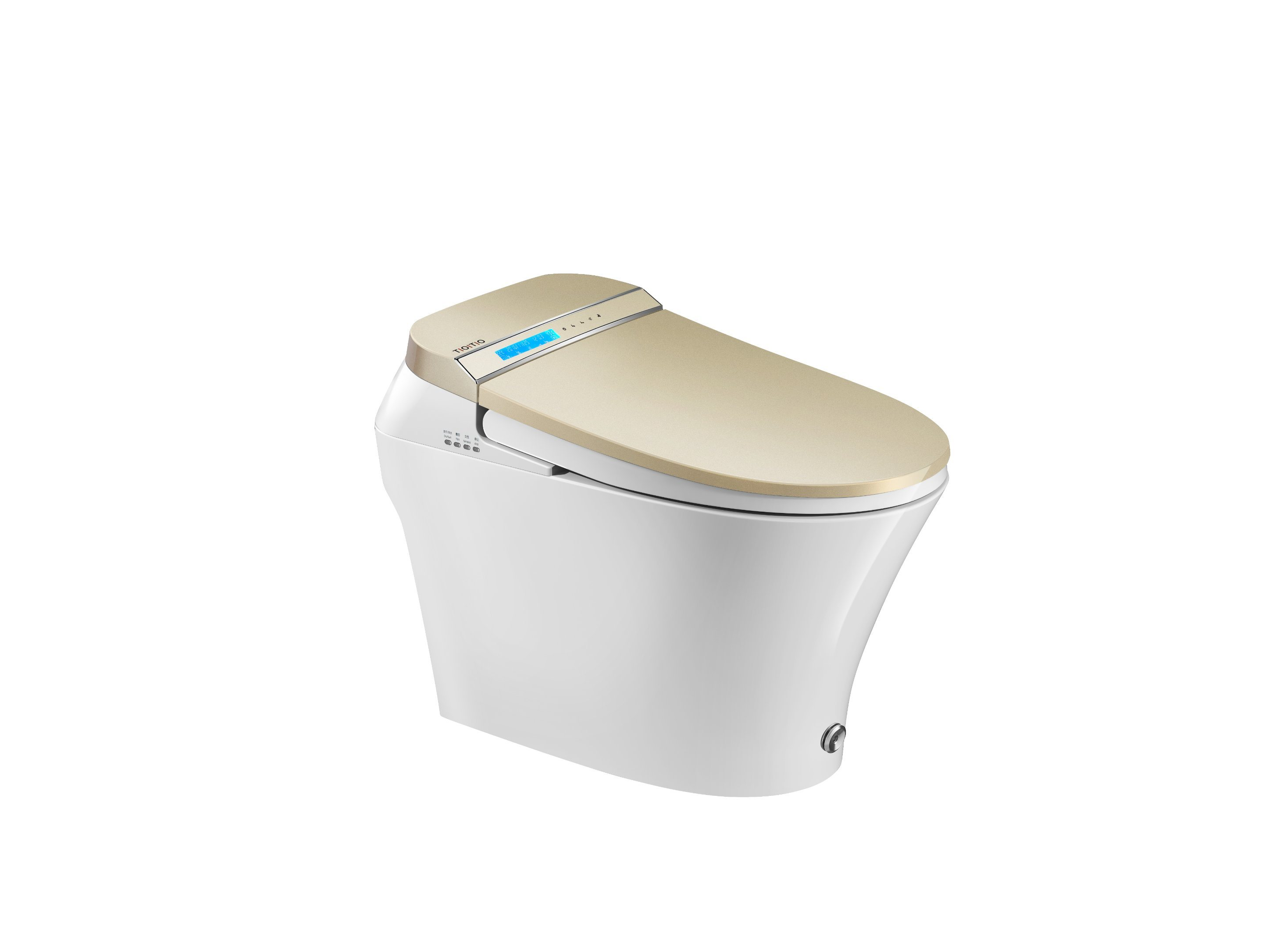 Surprising Hot Item Front Wash Electric Warm Heat Automatic Bidet Toilet Caraccident5 Cool Chair Designs And Ideas Caraccident5Info