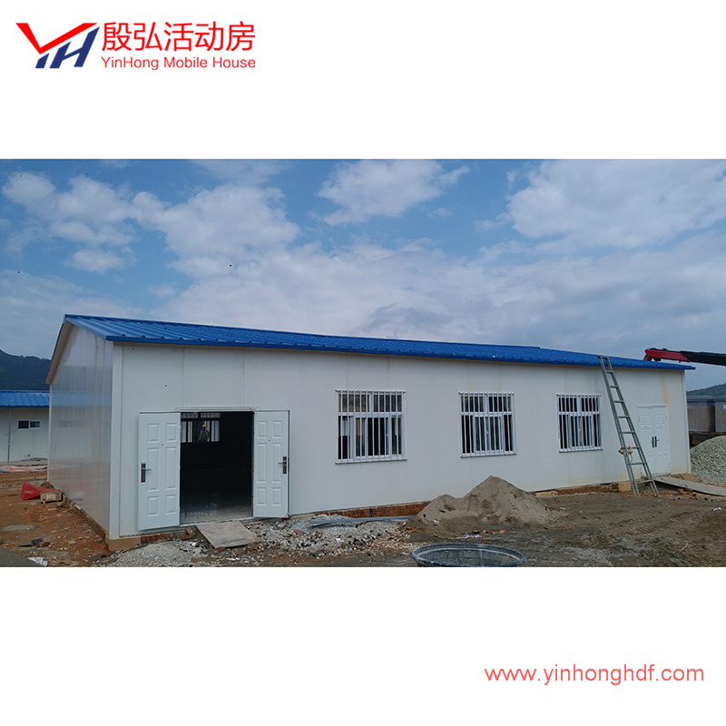 China Modular Homes Prefabricated House Camping Small Caravan