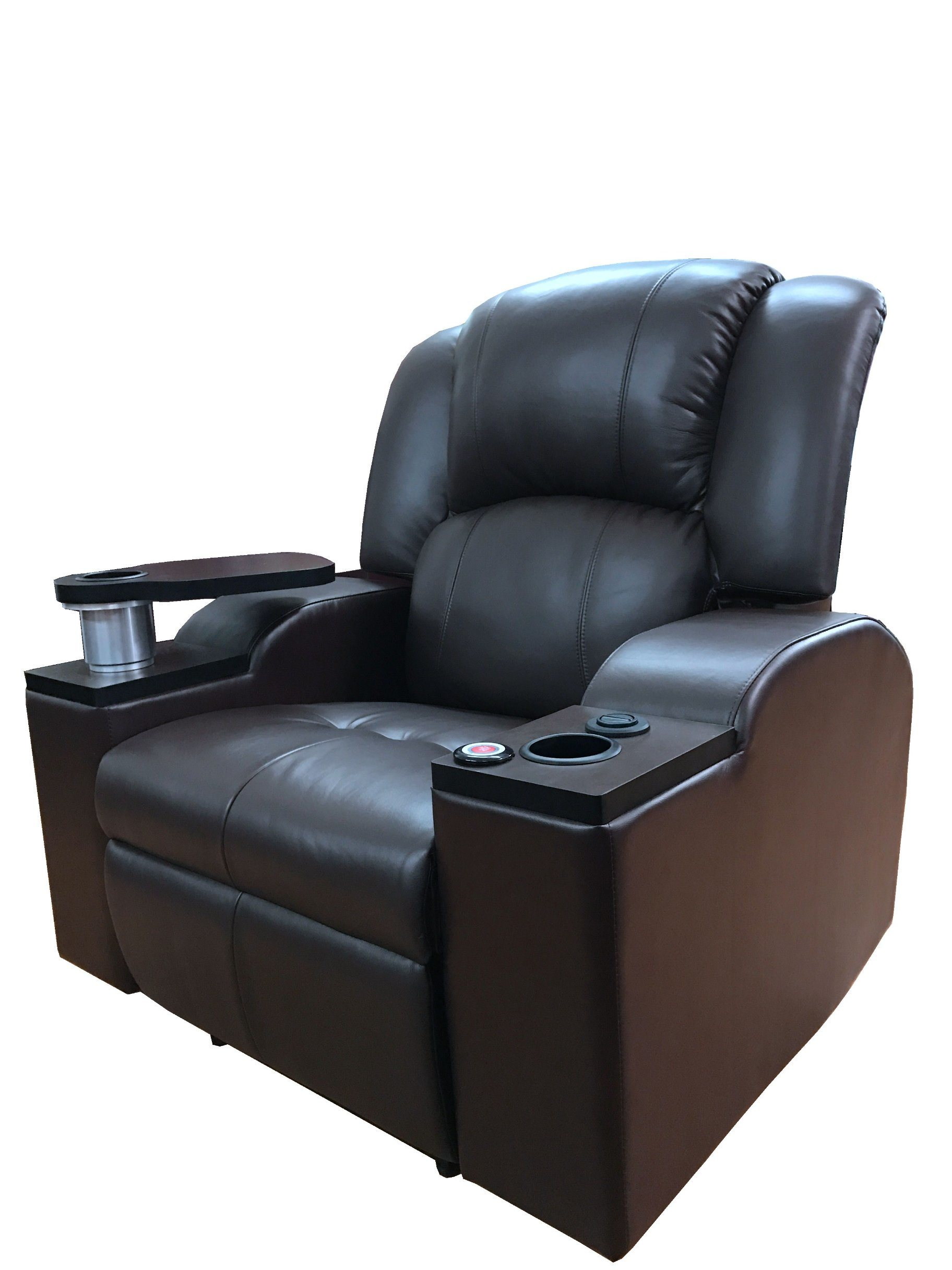 Enjoyable China Cinema Seat Real Leather Electric Reclining Theatre Cjindustries Chair Design For Home Cjindustriesco
