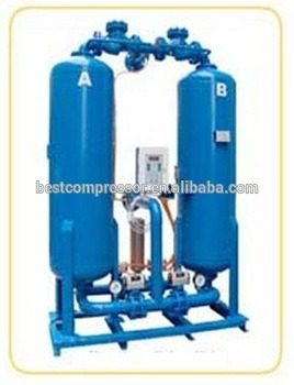 Heatless Regenerated Adsorption Compressed Air Dryer pictures & photos
