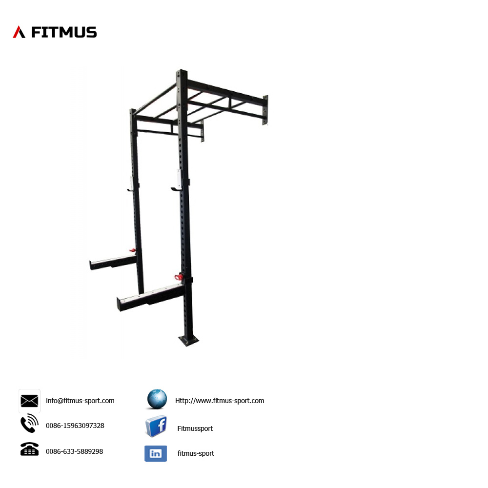 Wall Mounted Pull Up Bar Chin Ceiling Garage