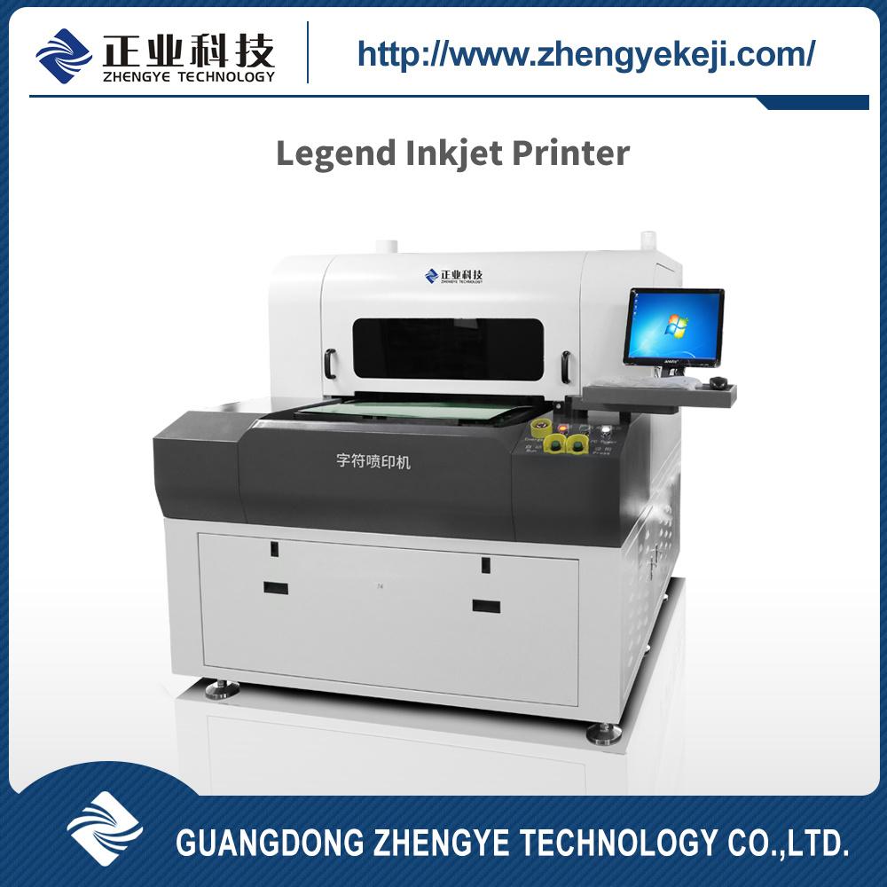 China Printed Circuit Board Pcb Automatic Legend Inkjet Printer Machine Py300d