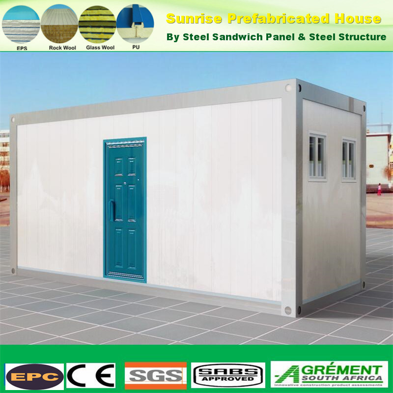 China Steel Frame Building Prefab Prefabricated Modular Expandable ...