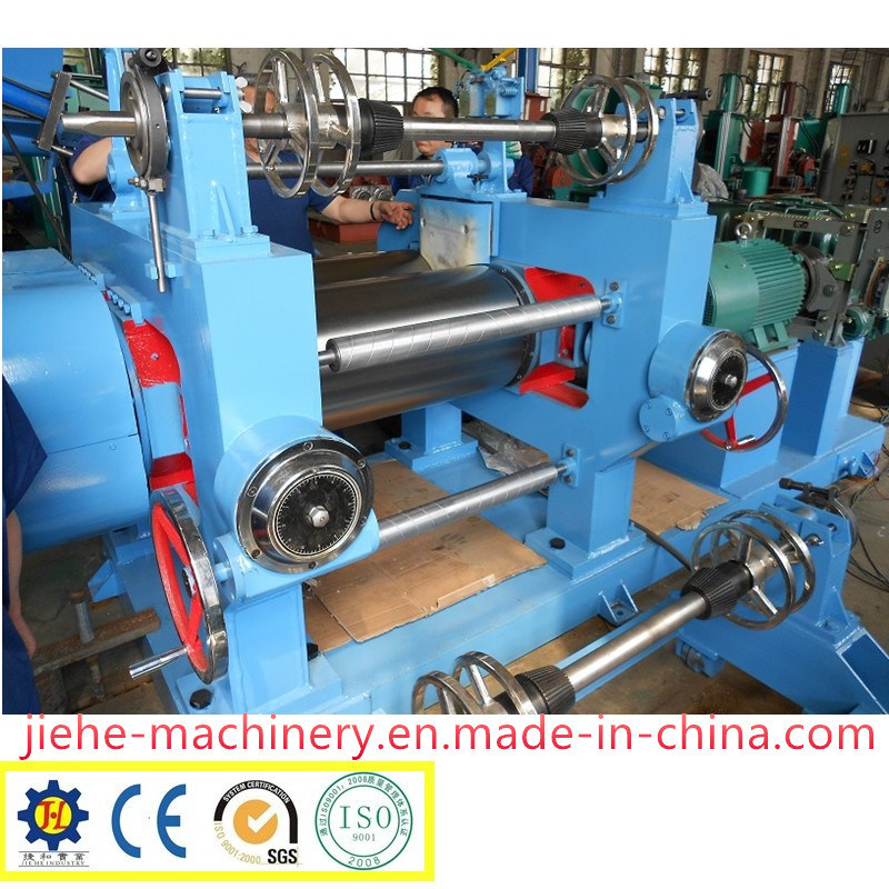 300t Rubber Refining Mill Rubber Refiner Made in China