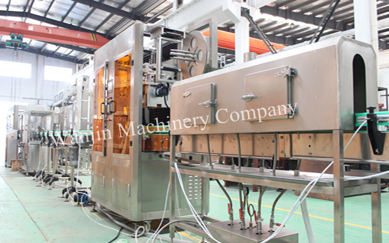 Drinking Pure Mineral Water Bottling Filling Machine