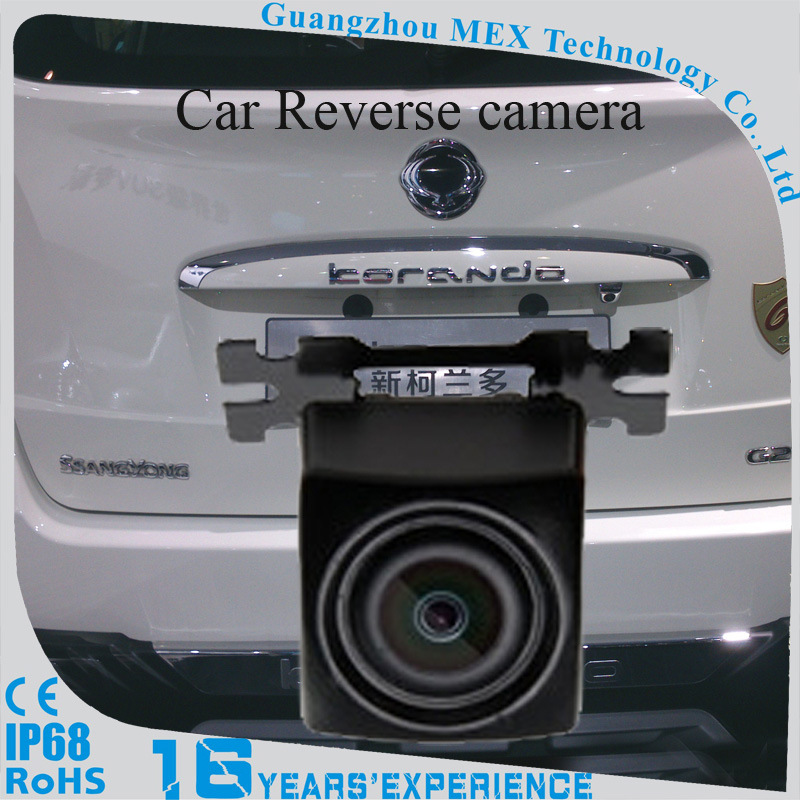 CMOS System Car for Hyundai Accent Rear View Camera pictures & photos
