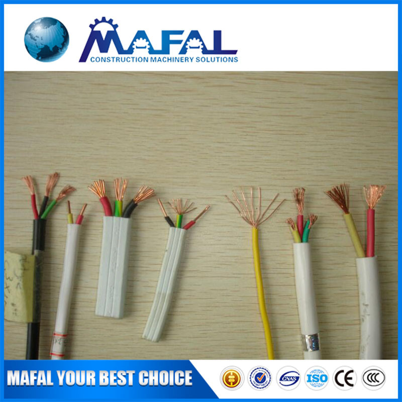 China Cable AWG Thhn # 8 6 4 2 1 Electric Copper Cable Wire Photos ...