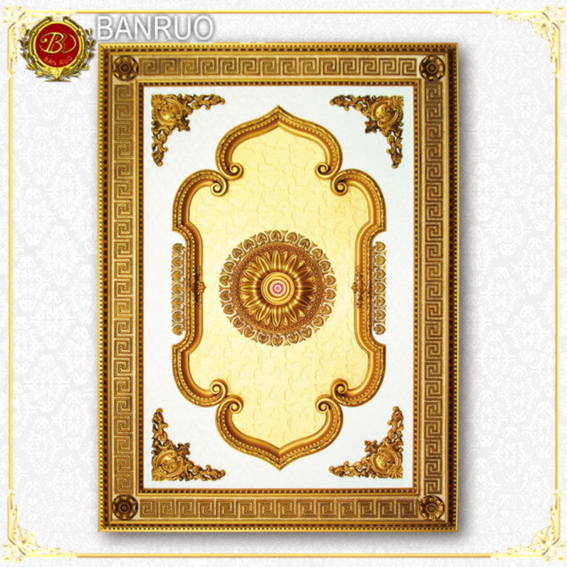 Newest Exquisite PS Artistic Ceiling (BRD1420-CF-023)