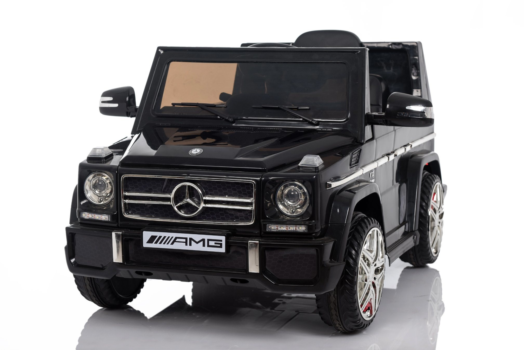 China 2018 License Mercedes Benz 2 Motors Kids Electric Car Romote