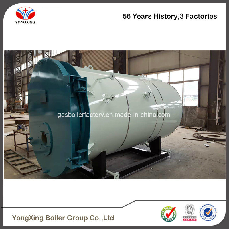 China Standard Oil and Gas Heating Burner Steam Boilers ...