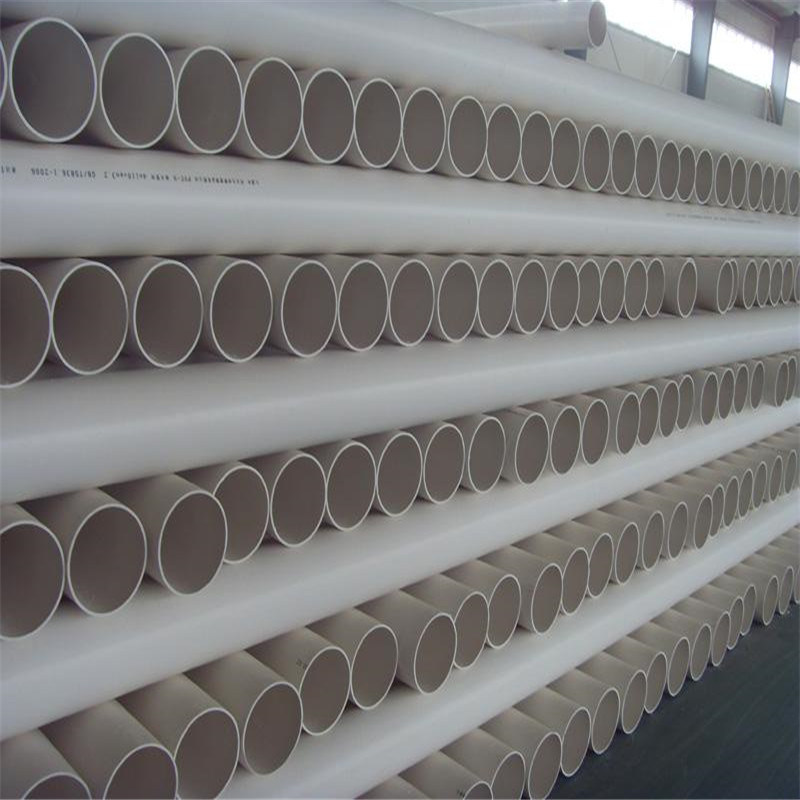China PVC-U Waste Water Pipe for Building Sound Reducing Drain Pipe ...
