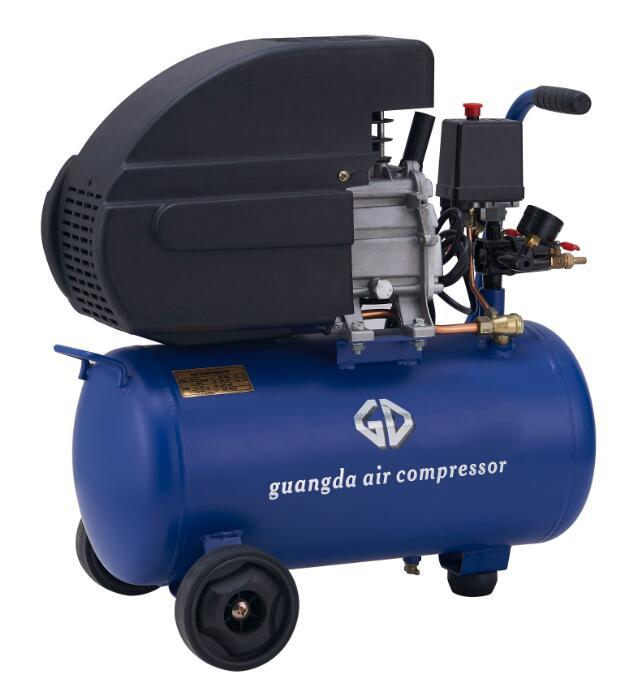 2HP 1.5kw 25L Direct Driven Air Compressor (ZBM25)