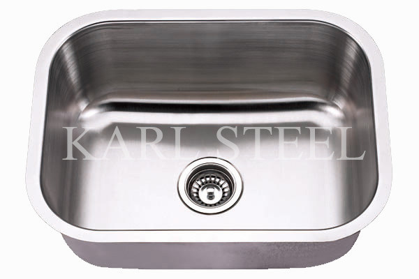Single Stainless Steel Sink (5237) pictures & photos