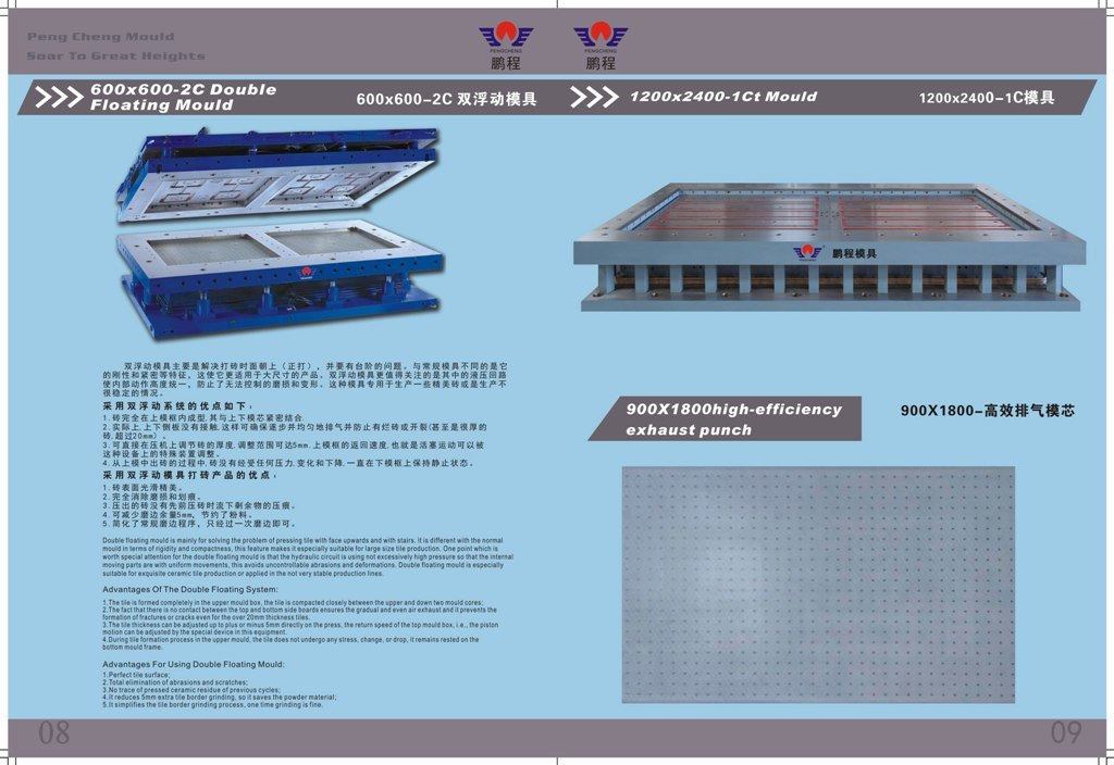 China Ceramic Tile Mould Manufacturer Photos Pictures Made In