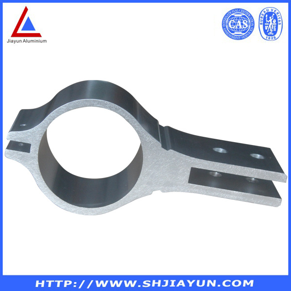 6063 T5 Aluminum Profile Extrusion with ISO and RoHS Certificates