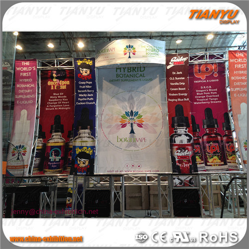2017 Advertising Aluminum Truss Trade Show Equipment pictures & photos
