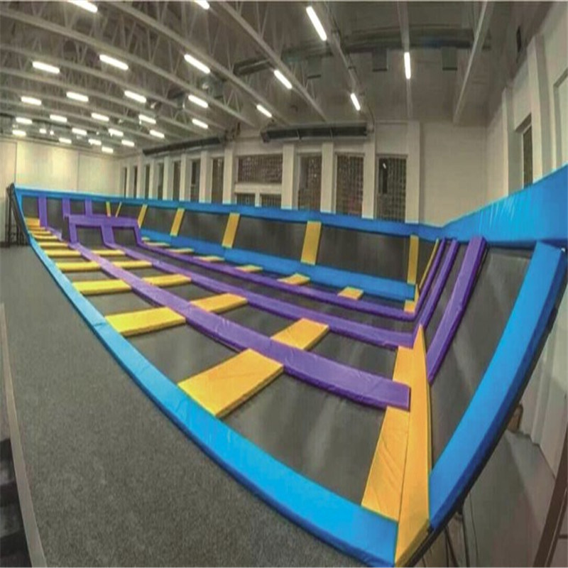 Popular Sale Bungee Jumping Bungee Kids Trampoline