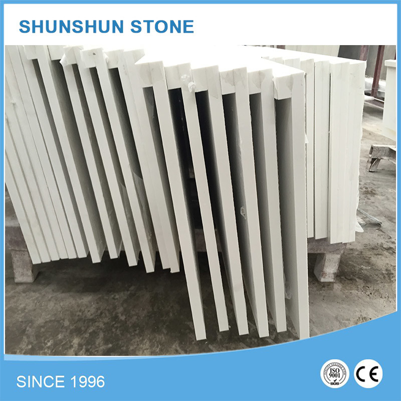 Artificial White Popular Quartz Stone for Kitchen Tops pictures & photos